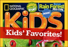 Kids Magazine Subscriptions